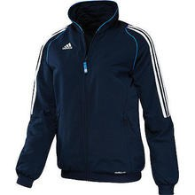 Afbeelding TRAININGSJACK Adidas navy dames