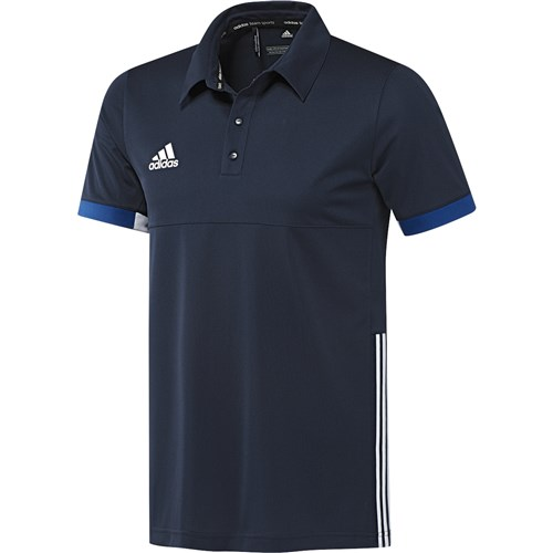 Afbeelding POLO KM Adidas navy HR