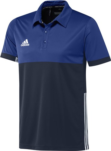 Afbeelding POLO KM Adidas navy/royal HR