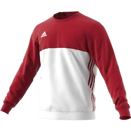 Afbeelding SWEATER Adidas rood HR