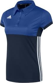 Afbeelding POLO KM Adidas navy/royal DS