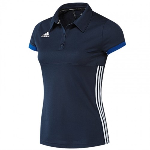 Afbeelding POLO KM Adidas navy DS